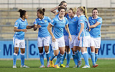 150910 Man City Women v Liverpool Ladies