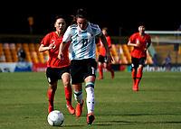 International Women's Friendly Matchs 2019 / <br /> Cup of Nations Tournament 2019 - <br /> Argentina vs South Korea 0-5 ( Leichhardt Oval Stadium - Sidney,Australia ) - <br /> Maria Florencia Bonsegundo of Argentina
