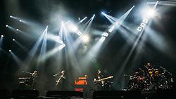 Alt-J performs at Treasure Island Music Festival - 10/19/2014