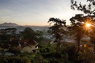 Dalat Đà Lạt Central Highlands Vietnam
