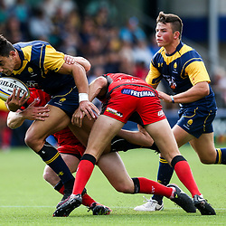 Worcester Warriors v Hartpury RFC