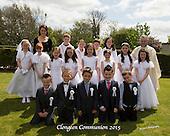 Clongeen Communion 2015