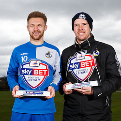 Sky Bet League 2 Awards - March 2016