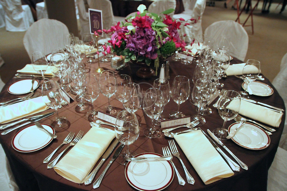 Seattle Opera Gala 2012 at Chateau St. Michelle