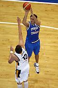 men european championships 2005<br /> germany-italy<br /> player: marconato<br /> photo elio castoria