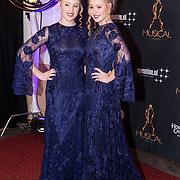 NLD/Scheveningen/20180124 - Musical Award Gala 2018, Mylene & Rosanne Waalewijn
