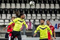 ALKMAAR - 12-09-2017, Jong AZ - Telstar, AFAS Stadion, 2-2, Telstar speler Gerson Rodriques