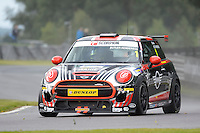 #1 Charlie Butler-Henderson Mini F56 JCW during the MINI Challenge - JCW at Oulton Park, Little Budworth, Cheshire, United Kingdom. August 20 2016. World Copyright Peter Taylor/PSP.