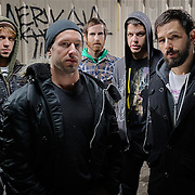 Dillinger Escape Plan, Portraits