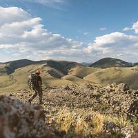 biggame hunter burnt creek east with donkey hills background