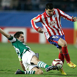 20100311: ESP, UEFA EL, Atletico Madrid vs Sporting Lissabon