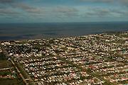 Georgetown - Captial of Guyana<br /> Georgetown built below sea level<br /> GUYANA<br /> South America