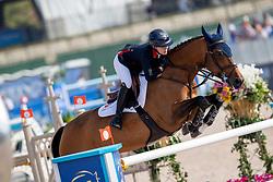 Derbyshire Amanda, GBR, Luibanta BH<br /> World Equestrian Games - Tryon 2018<br /> © Hippo Foto - Dirk Caremans<br /> 23/09/2018