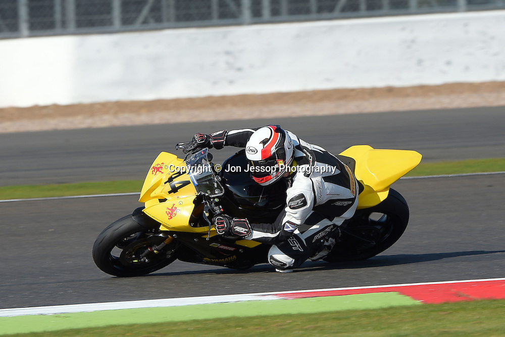 #44 Niall Campbell Niall Campbell Racing Yamaha Motorpoint British Supersport