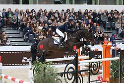 Mendoza Jessica, (GBR), Spirit T<br /> Grand Prix Hermes <br /> Saut Hermes Paris 2016<br /> © Hippo Foto - Counet Julien