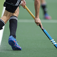 DEN HAAG - Rabobank Hockey World Cup<br /> 36 Belgium - Germany<br /> Foto: Adidas.<br /> COPYRIGHT FRANK UIJLENBROEK FFU PRESS AGENCY