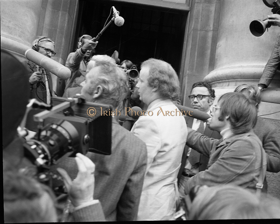 N Ireland Delegation to Taoiseach, Dublin.23/08/1971