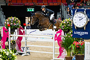 Max Kuhner - Alfa Jordan<br /> Gothenburg Horse Show 2019<br /> © DigiShots