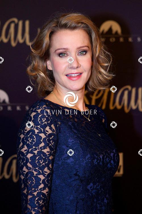 HAARLEM - In de Stadsschouwburg & Philharmonie Haarlem is de filmpremiere van Kenau gehouden. Met hier op de rode loper  Eva Duijvestein. FOTO LEVIN DEN BOER - PERSFOTO.NU