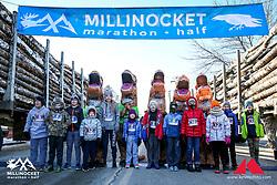Millinocket Marathon and Half
