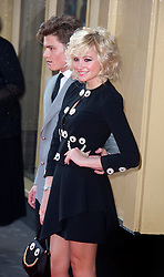 © Licensed to London News Pictures 09/02/2011 London, UK. .Pixie Lott arrives at the Waldorf Hotel, London for the seventh Tesco Mum of the Year Awards..Photo credit : Simon Jacobs/LNP