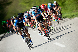 Žiga Horvat of Adria Mobil during International cycling race 3rd Adria Mobil Grand Prix, on April 2, 2017 in Novo mesto and neighbourhood, Slovenia. Photo by Vid Ponikvar / Sportida