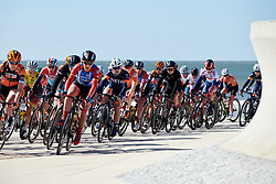 Emilie Moberg (NOR) at Healthy Ageing Tour 2019 - Stage 1, a 102.5 km road race starting and finishing in Borkum, Germany on April 10, 2019. Photo by Sean Robinson/velofocus.com