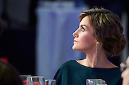 Queen Letizia of Spain attend the El Pais 40th anniversary dinner and 'Ortega y Gasset' awards ceremony at the Palacio de Cibeles on May 5, 2016 in Madrid, Spain.