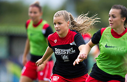Olivia Fergusson of Bristol City Women - Mandatory by-line: Paul Knight/JMP - 24/09/2016 - FOOTBALL - Stoke Gifford Stadium - Bristol, England - Bristol City Women v Durham Ladies - FA Women's Super League 2