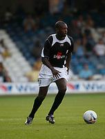 Photo: Marc Atkins.<br /> Luton Town v Fulham. Pre Season Friendly. 21/07/2006.<br /> Papa Douba Diop of Fulham FC.