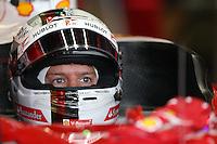 Sebastian Vettel - Ferrari  - Monza 03.09.2016 - Formula 1 Gran Premio d'Italia - Qualifiche