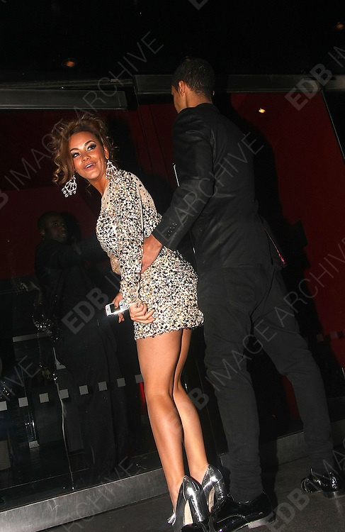 29.NOVEMBER.2011. LONDON<br /> <br /> LUCIEN LAVISCOUNT AND CHELSEE HEALEY AT THE OK CHRISTMAS PARTY HELD AT THE FLORIDITA RESTAURANT IN LONDON<br /> <br /> BYLINE: EDBIMAGEARCHIVE.COM<br /> <br /> *THIS IMAGE IS STRICTLY FOR UK NEWSPAPERS AND MAGAZINES ONLY*<br /> *FOR WORLD WIDE SALES AND WEB USE PLEASE CONTACT EDBIMAGEARCHIVE - 0208 954 5968*