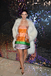 LIBERTY ROSS at a private view of Isabella Blow: Fashion Galore! held at Somerset House, London on 19th November 2013.