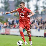 28-06-2016: Voetval: DESTO v FC Utrecht: Vleuten<br /> <br /> Kristoffer Peterson van FC Utrecht<br /> <br /> Oefenduel in voorbereiding op Eredivisie - Seizoen 2016 / 2017 <br /> <br /> Foto: Gertjan Kooij