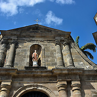 Eglise Saint-Etienne Church in Le Marin, Martinique<br />