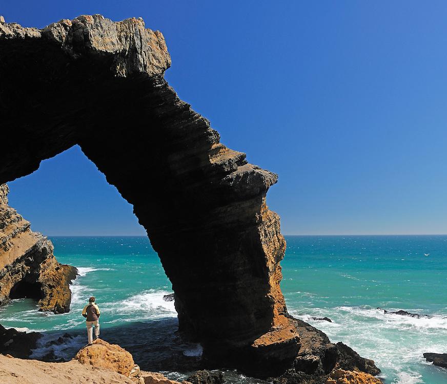 Bogenfels, Elbow Rock, Sperrgebiet, Prohibited Area, also known as Diamond Area 1, Luderitz, Karas Region, Namibia.