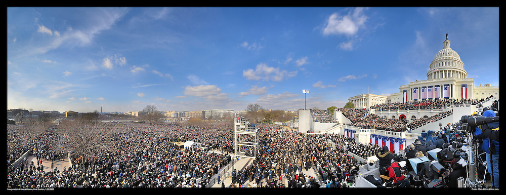 Inauguration of Barack Obama<br />