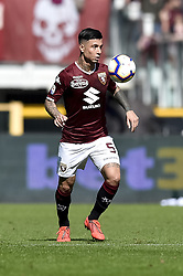 "March 3, 2019 - Torino, Italia - Foto LaPresse/Nicolò Campo .03/03/2019 Torino (Italia) .Sport Calcio .Torino vs ChievoVerona - Campionato italiano di calcio Serie A TIM 2018/2019 - ""stadio Olimpico Grande Torino"" .Nella foto: Armando Izzo (Torino FC)..Photo LaPresse/Nicolò Campo .March 3, 2019 Turin (Italy).Sport Soccer.Torino vs ChievoVerona  - Italian Football Championship League A TIM 2018/2019 - ""stadio Olimpico Grande Torino"" .In the pic: Armando Izzo  (Credit Image: © Nicolò Campo/Lapresse via ZUMA Press)"