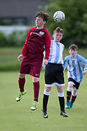 - Grove (blue and white) v. Harris (red) in the U13 Logie Cup Final  (sponsored by DFCSS) at Whitton Park, Dundee, Photo: David Young<br /> <br />  - &copy; David Young - www.davidyoungphoto.co.uk - email: davidyoungphoto@gmail.com