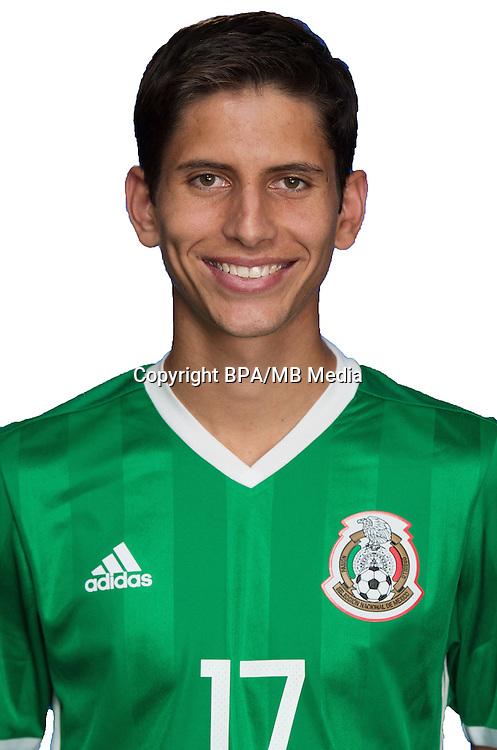 Football Conmebol_Concacaf - <br />Copa America Centenario Usa 2016 - <br />Mexico National Team - Group C - <br />Jurgen Damm