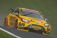 #3 Mat Jackson Team Shredded Wheat Racing with Duo  Ford Focus ST  during Round 4 of the British Touring Car Championship  as part of the BTCC Championship at Oulton Park, Little Budworth, Cheshire, United Kingdom. May 20 2017. World Copyright Peter Taylor/PSP.