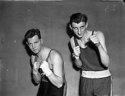 National Junior Boxing Championships.18/12/1952<br />