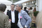 John Redwood, Conservative Party, Summer party, Royal Hospital Chelsea, Royal Hospital Road, London, SW3,3 July 2006. ONE TIME USE ONLY - DO NOT ARCHIVE  © Copyright Photograph by Dafydd Jones 66 Stockwell Park Rd. London SW9 0DA Tel 020 7733 0108 www.dafjones.com