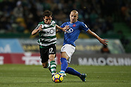 Sporting CP vs CF Belenenses - 01 Dec 2017