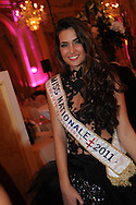©www.agencepeps.be/ F.Andrieu  - France - Paris - 111211 - Pavillon Dauphine - Prix The Best - Massimo Gargia<br /> <br /> Miss Nationale 2011