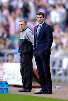 Photo: Jed Wee/Sportsbeat Images.<br /> Sunderland v Wolverhampton Wanderers. Coca Cola Championship. 07/04/2007.<br /> <br /> Sunderland manager Roy Keane.