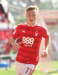 Ben Osborn of Nottingham Forest - Mandatory by-line: Jack Phillips/JMP - 06/08/2016 - FOOTBALL - The City Ground - Nottingham, England - Nottingham Forest v Burton Albion - EFL Sky Bet Championship