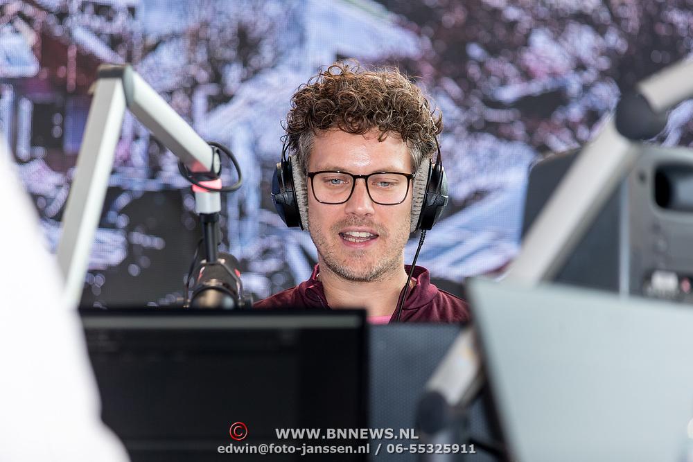 NLD/Hilversum/20170915 - Nationale actiedag Nederland helpt Sint Maarten, Paul Rabbering