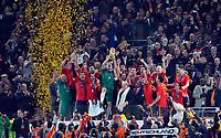 Soccer City Johannesburg Spain v Holland (1-0 AET) Match 64 World Cup Final  11/07/2010<br /> Spain win world Cup 2010<br /> Photo Roger Parker Fotosports International