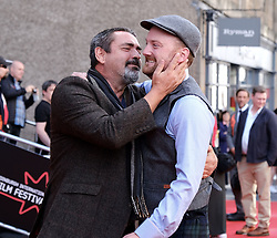 Edinburgh International Film Festival 2019<br /> <br /> Mrs Lowry (UK Premiere, closing night gala)<br /> <br /> Pictured: Angus MacFadyen and Richard Grey<br /> <br /> Aimee Todd | Edinburgh Elite media